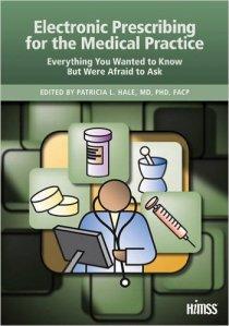 Electronic Prescribing Book Cover