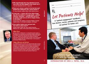 Let Patients Help Cover