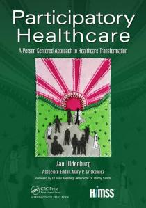 Participatory Healthcare Book Cover