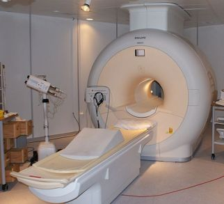 Modern-day Philips MRI