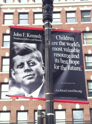 JFK Quote About Children